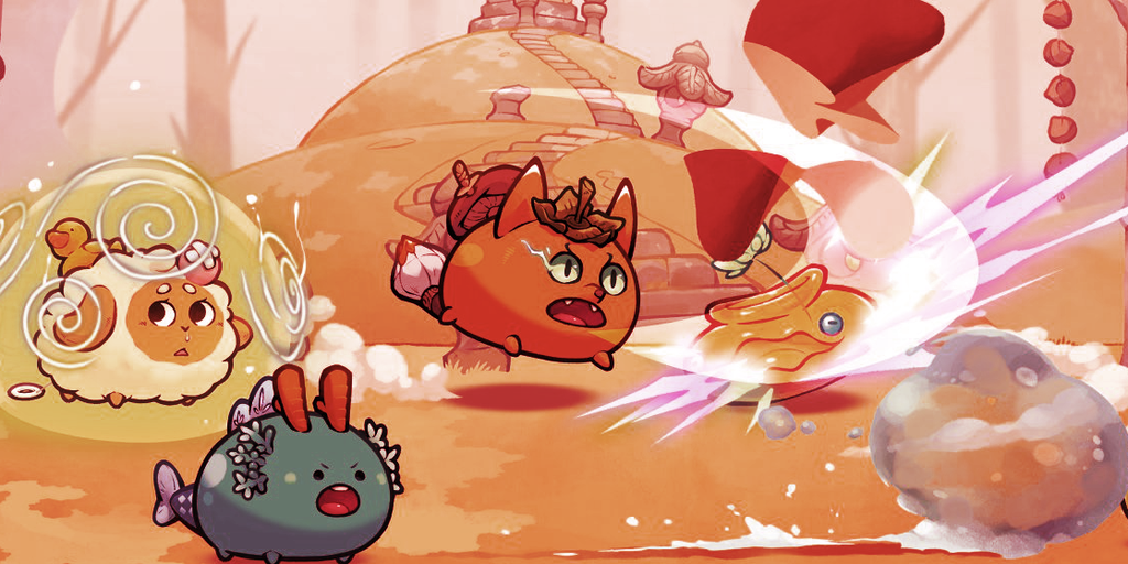 Surging Ethereum NFT Game Axie Infinity Plots Esports Push