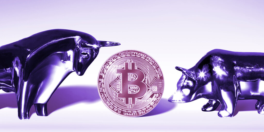 Bitcoin Slips Below $40,000 Amid Concerns Over US Infrastructure Bill