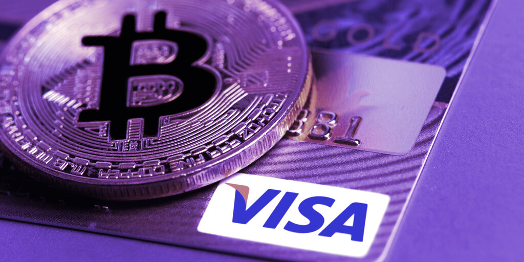 Visa: More Than $1 Billion Spent Using Crypto-Linked Cards in 2021