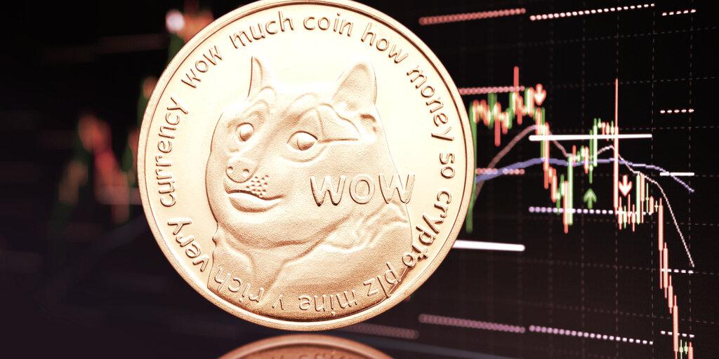 Robinhood Warns Its Crypto Business Is Heavily Reliant on Dogecoin