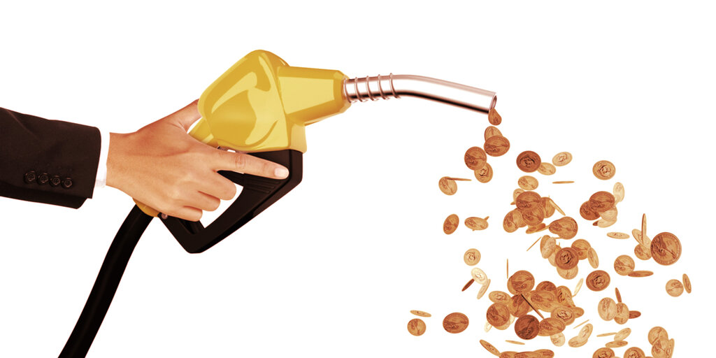 Ethereum Gas Price Drops to Lowest Rates Since March 2020