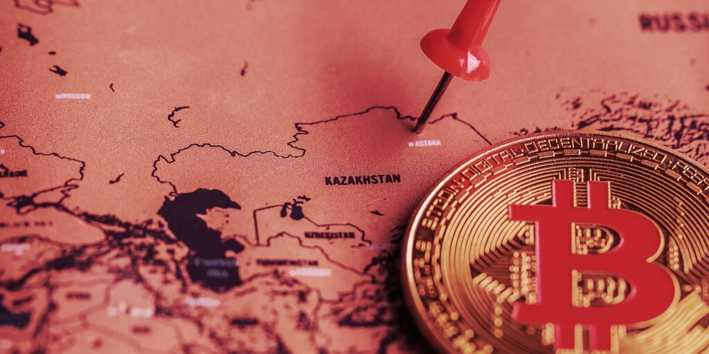 Kazakhstan Introduces Additional Taxes for Crypto Miners