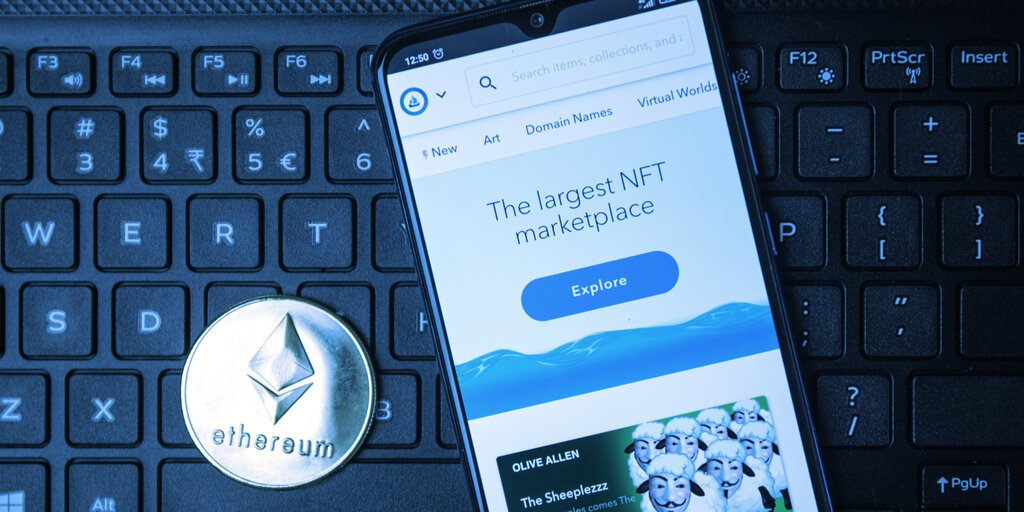 OpenSea Weekly NFT Sales Surpass $1 Billion for First Time