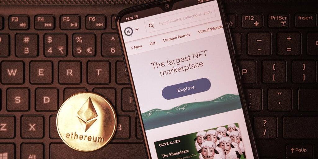 $100,000 Worth of Ethereum NFTs Destroyed by OpenSea Bug: ETH Dev