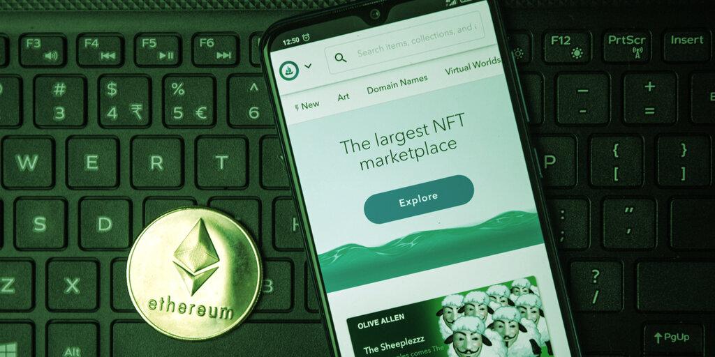 NFT Marketplace OpenSea Becomes Crypto 'Unicorn' at $1.5 Billion Valuation