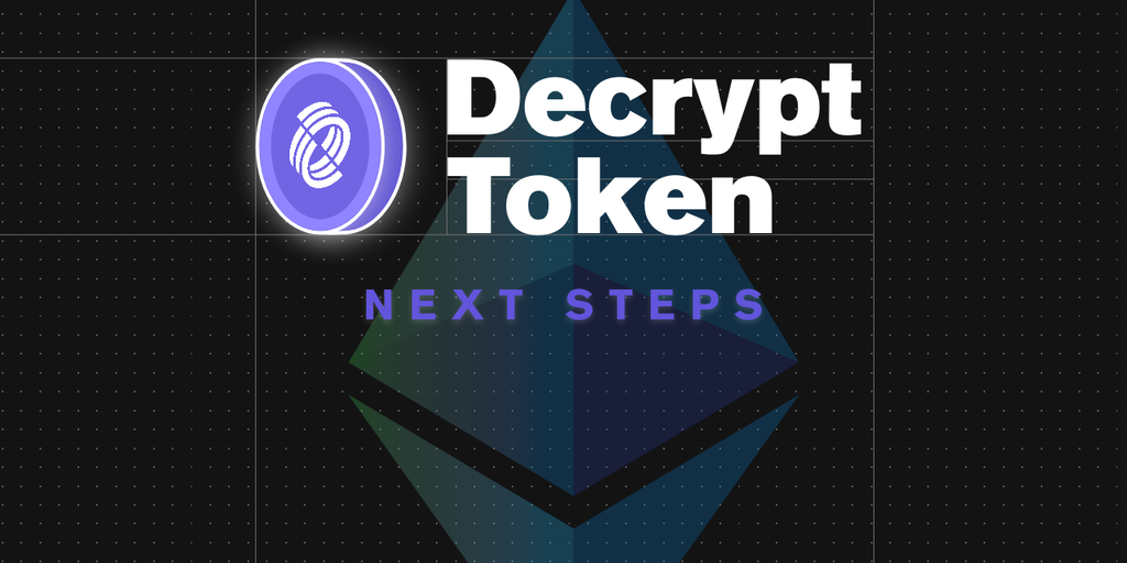 Decrypt Reader Token: What Comes Next