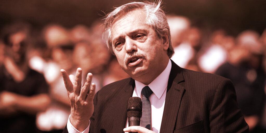 Argentina Open to Adopting Bitcoin, Says President Alberto Fernandez