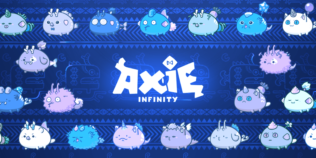 Axie Infinity Token Up Over 60% Amid Coinbase Listing