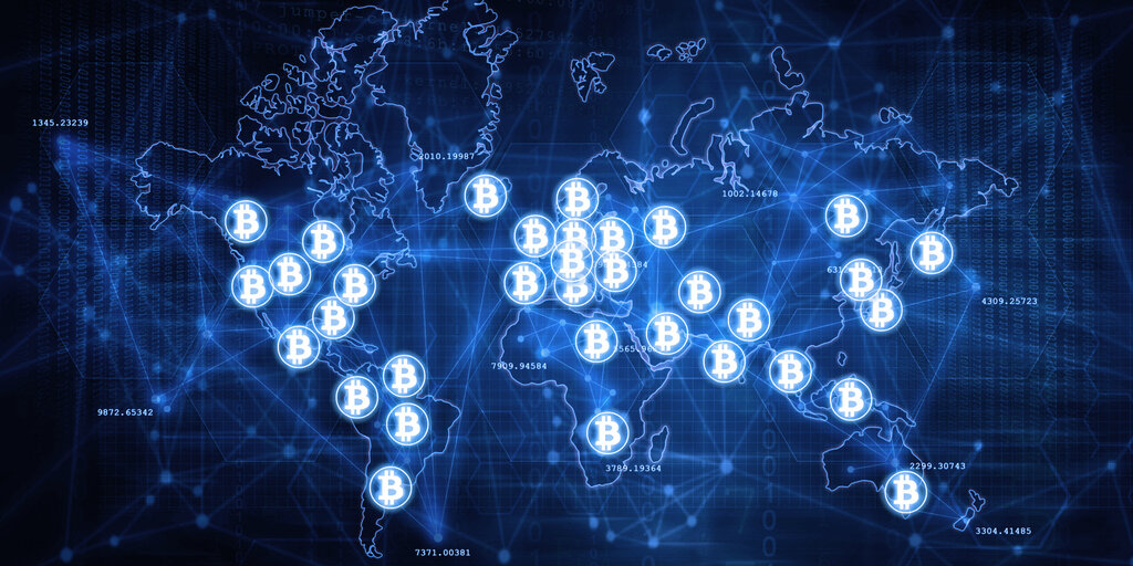 These Are The Countries Adopting Crypto The Fastest: Survey