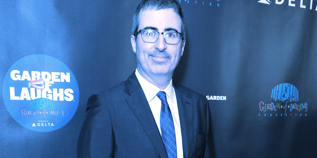 John Oliver's Last Week Tonight Takes Aim At Privacy Coin Monero