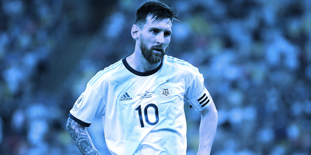 Lionel Messi's Move to PSG Includes Payment in Crypto