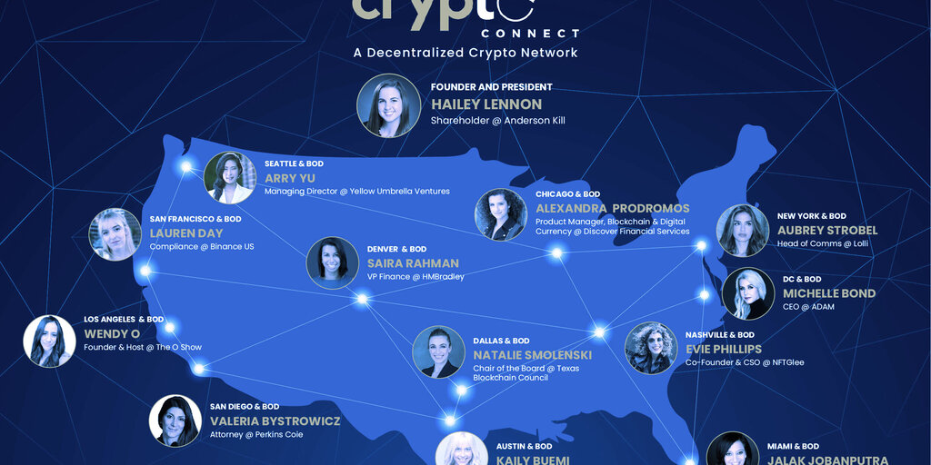 Women-Led Professional Network Wants to Help Crypto Reconnect After COVID