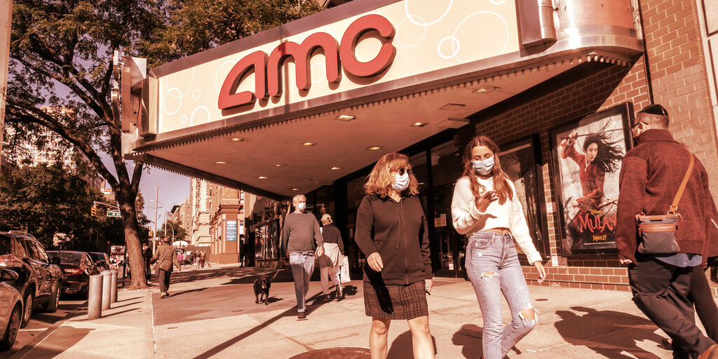 AMC Theatres Begin Accepting Dogecoin for Gift Cards