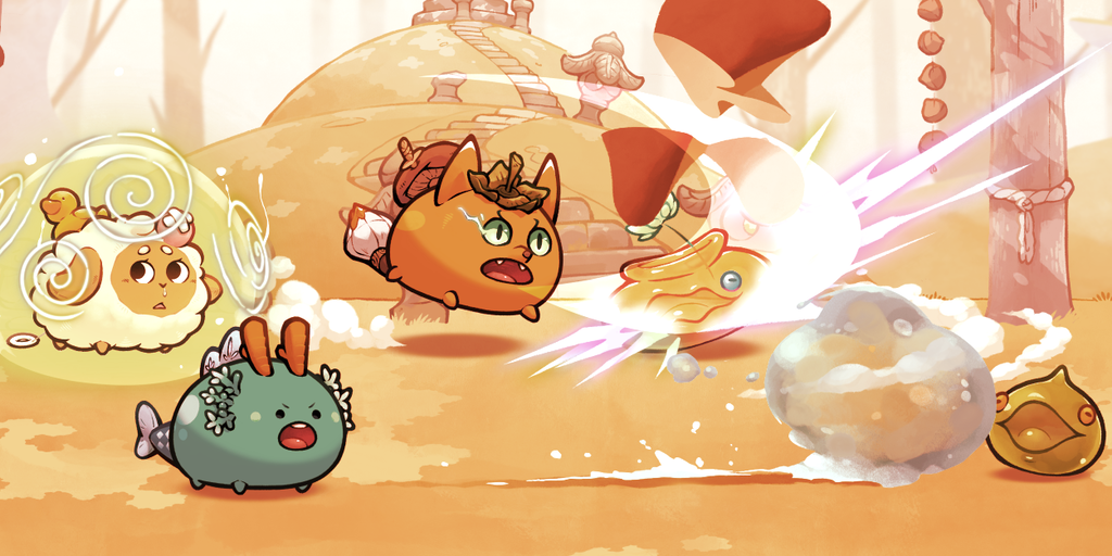 Axie Infinity Has Sold $2 Billion Worth of Ethereum NFTs. Here's What's Next