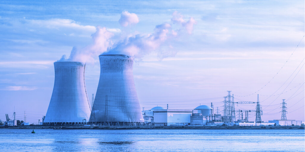 Bitcoin Miners Go Nuclear in Search of Clean Energy