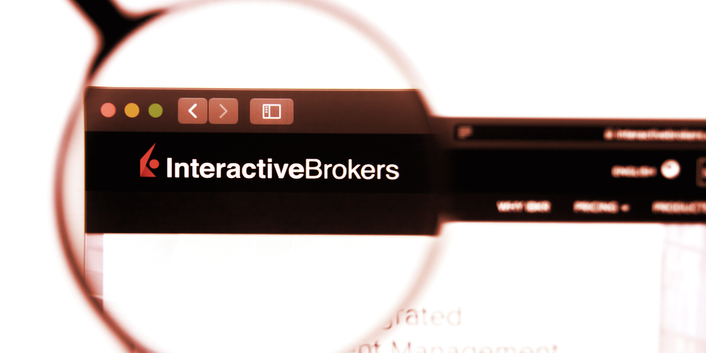 Interactive Brokers Rolls Out Crypto Trading for US Residents