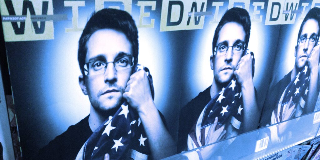 Filecoin Group Grants $5.8 Million to Edward Snowden's Press Freedom Foundation