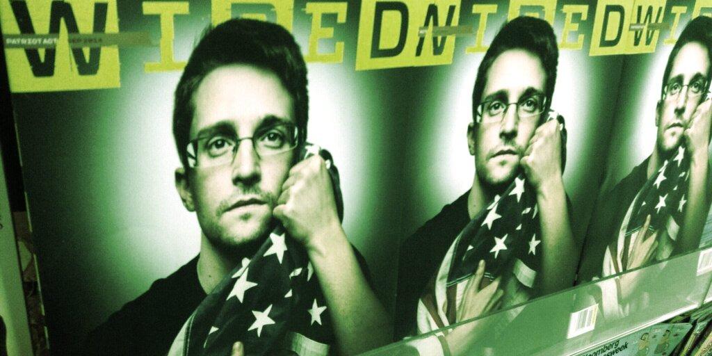 Edward Snowden Slams Sam Altman's Worldcoin: 'Don't Catalogue Eyeballs'