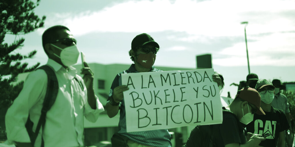 El Salvador Forced Through Its Bitcoin Law by Any Means Necessary