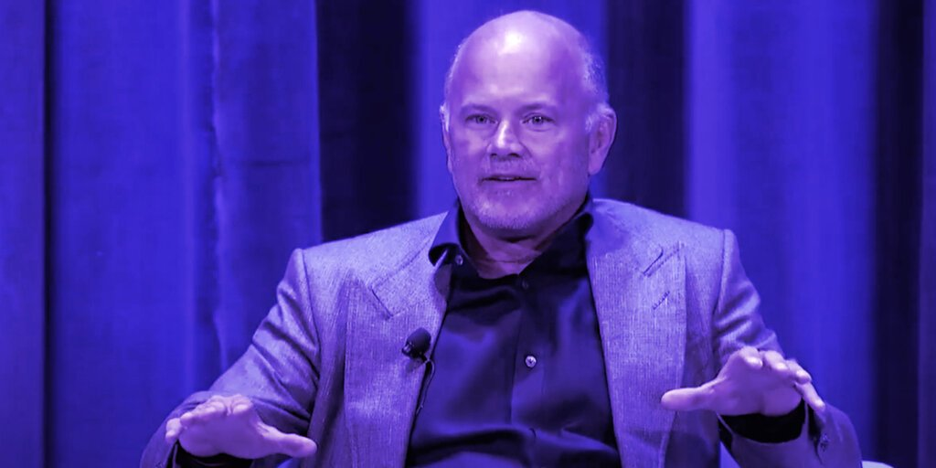 Mike Novogratz: Gary Gensler 'Wants to Be the Sheriff of Cryptoville'
