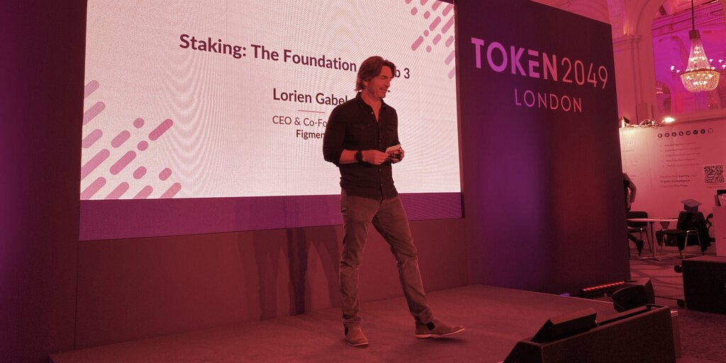 Figment CEO: Value of Staking is Built on Community, Not a 'One-Way Street'on October 8, 2021 at 1:16 pm