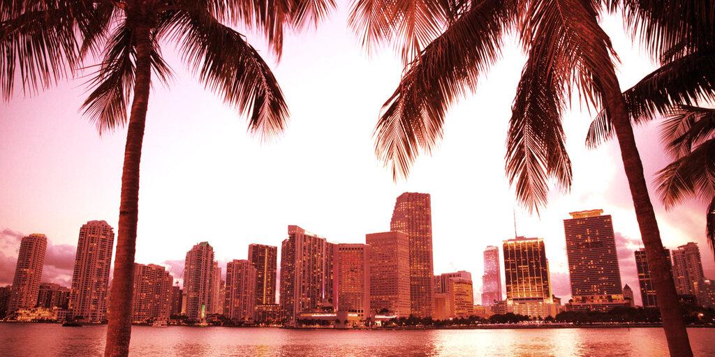 MiamiCoin Nets $7.8 Million for City of Miami