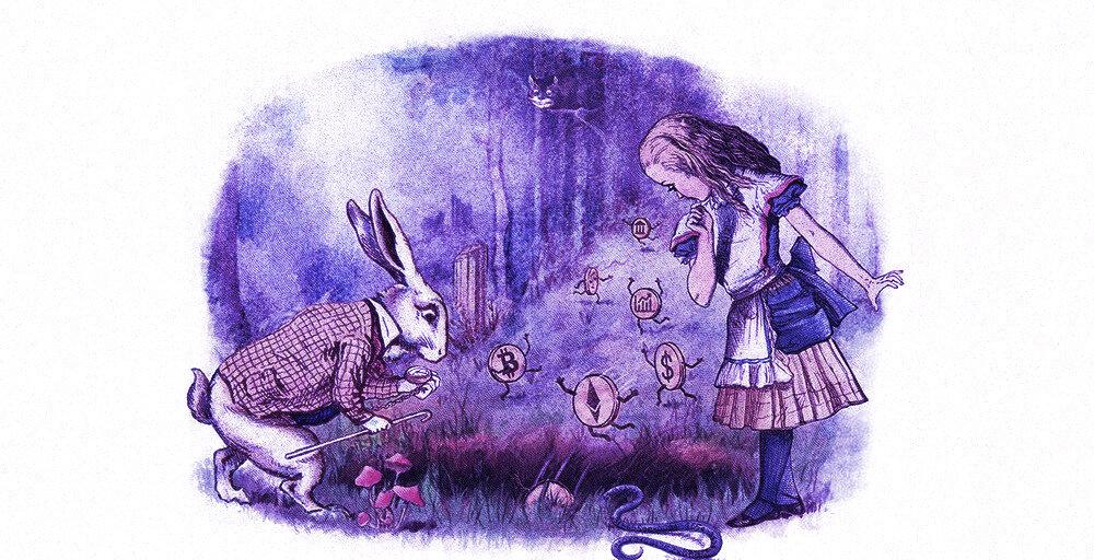 Economist 'DeFi Rabbit Hole' Cover NFT Sells for $419K in Ethereum
