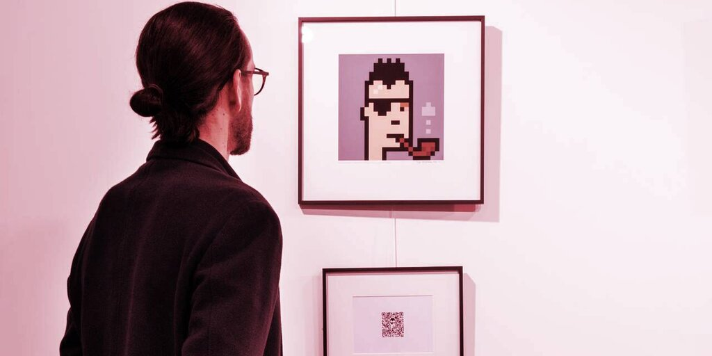 Non-Fungible Token (NFT) Collection - CryptoPunks Get Physical: How Art Galleries are Displaying NFTs