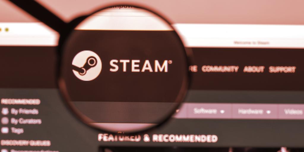 Crypto Advocates Protest 'Gatekeeper' Valve's NFT Game Ban on Steam