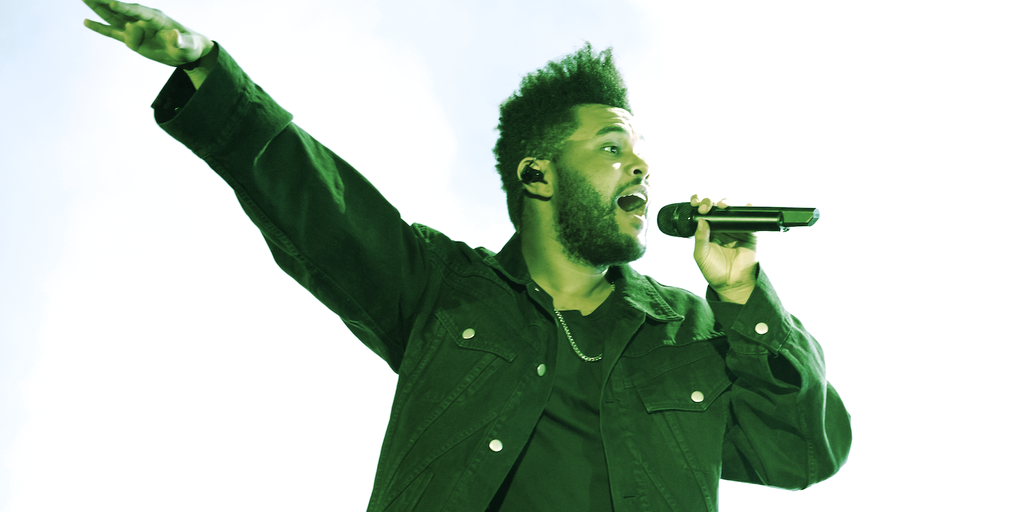The Weeknd Joins Tom Brady's NFT Platform Autograph as It Expands Into Music