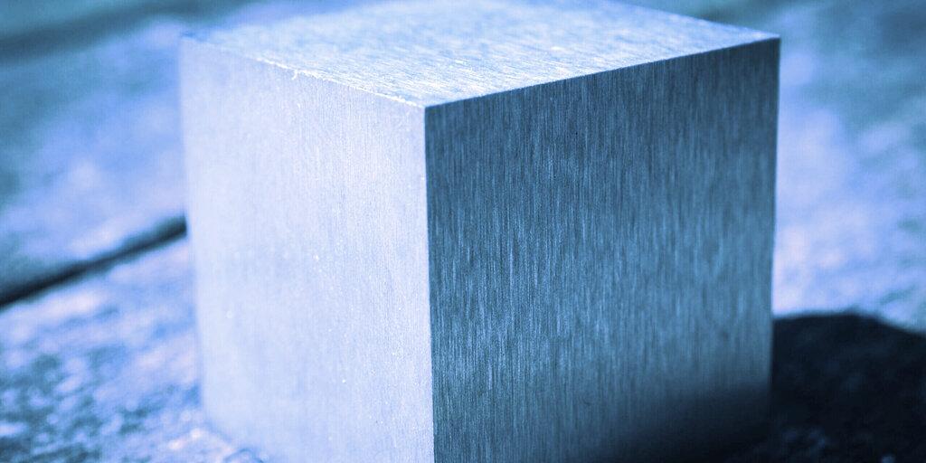 Non-Fungible Token (NFT) Collection - Tungsten Cube NFT Sales on Solana Raise $100K for Coin Center