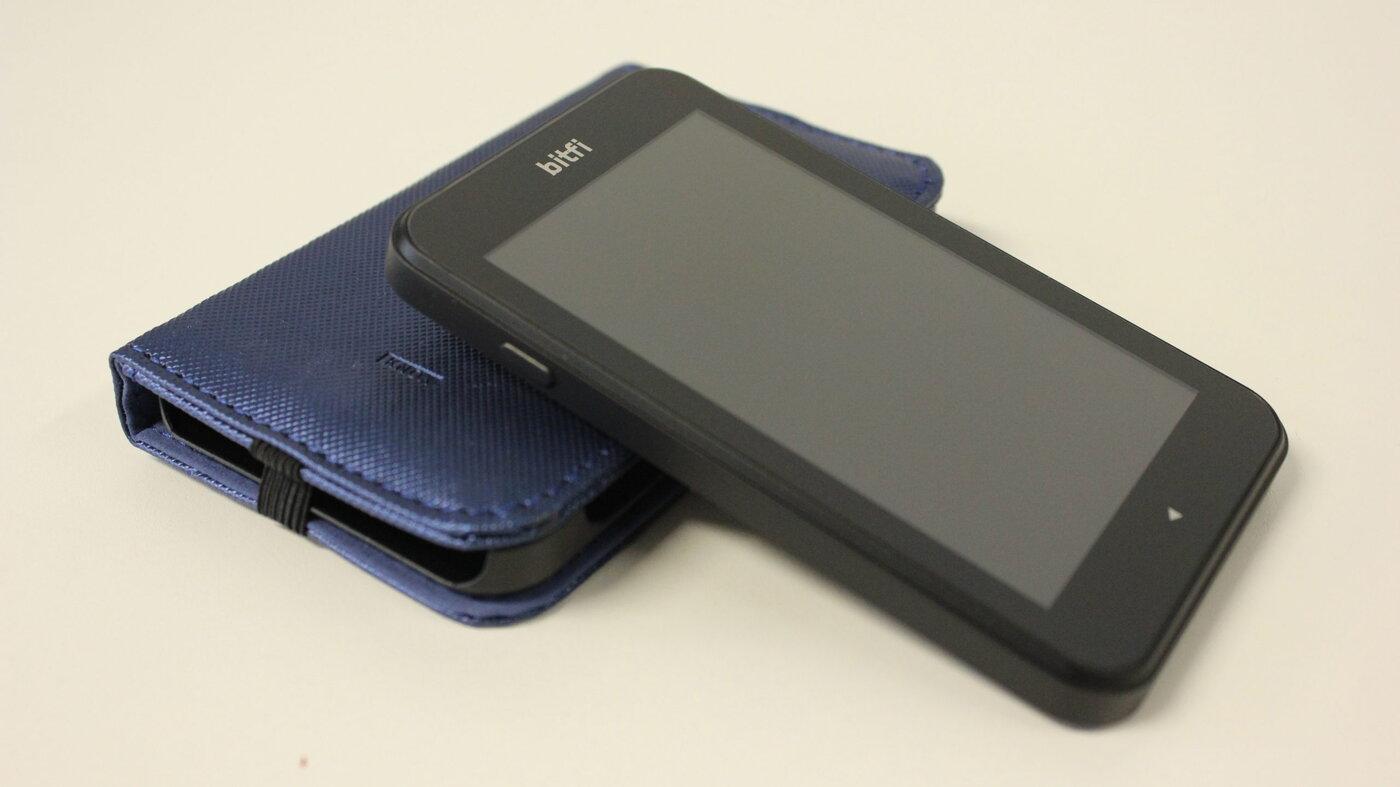 Bitfi Knox hardware wallet