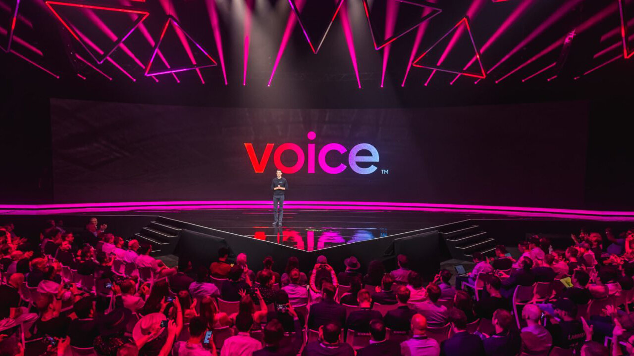 Voice, Block.one's new EOS-based, social media platform that plans to rival Facebook and Twitter, will finally open its doors early next year.