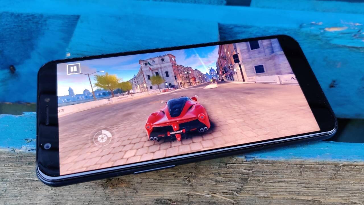 HTC Exodus 1s - Asphalt 9 Legends
