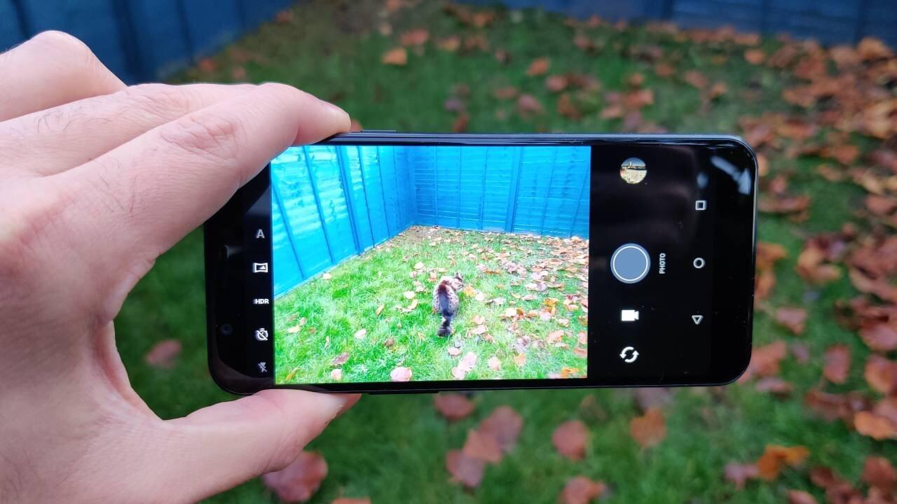 HTC Exodus 1s review - camera