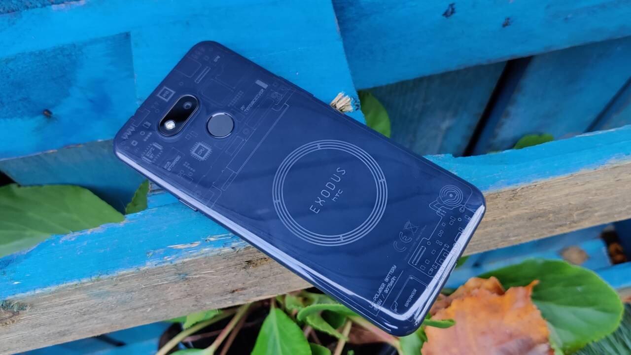 HTC Exodus 1s - verdict