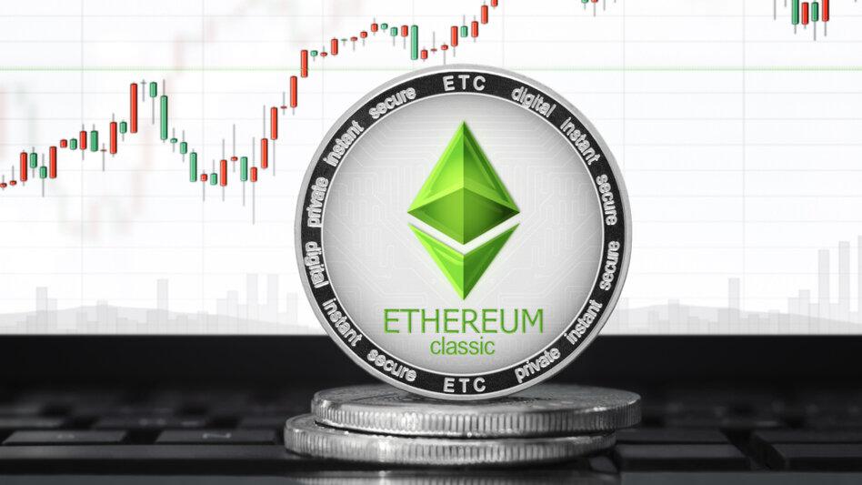 ethereum classic price goes up