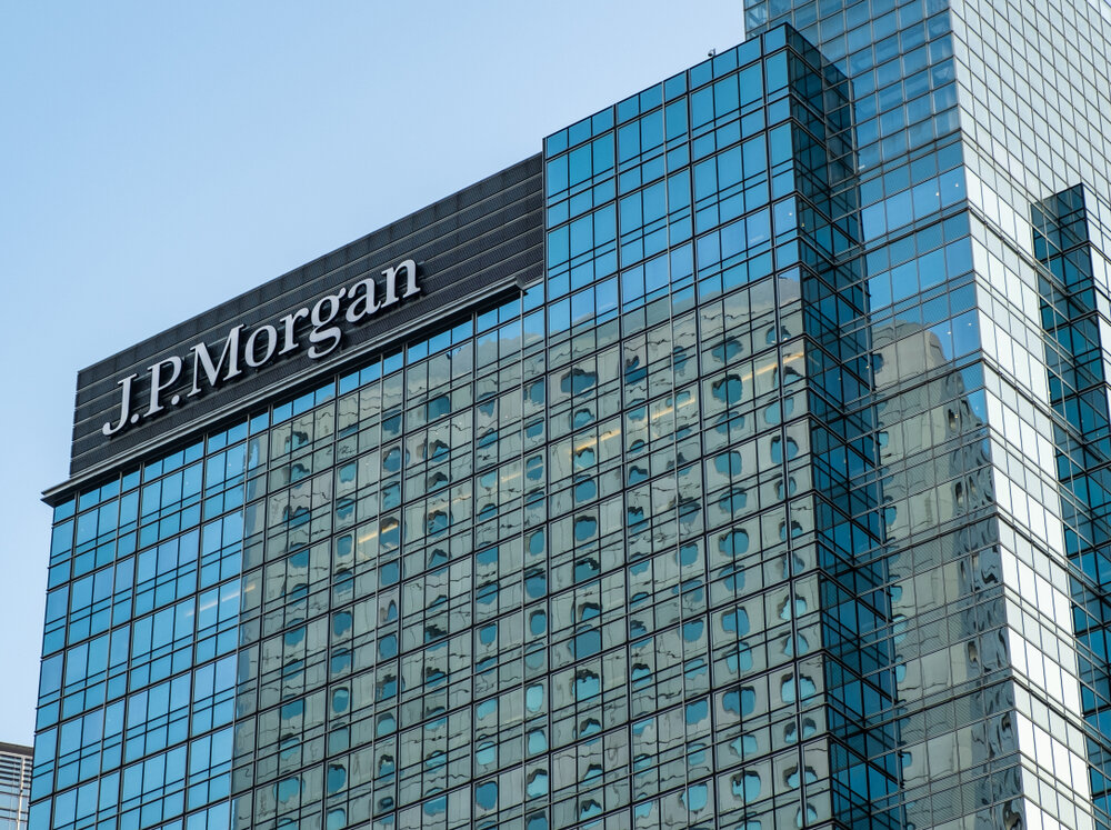 JP Morgan created its own digital currency in 2018