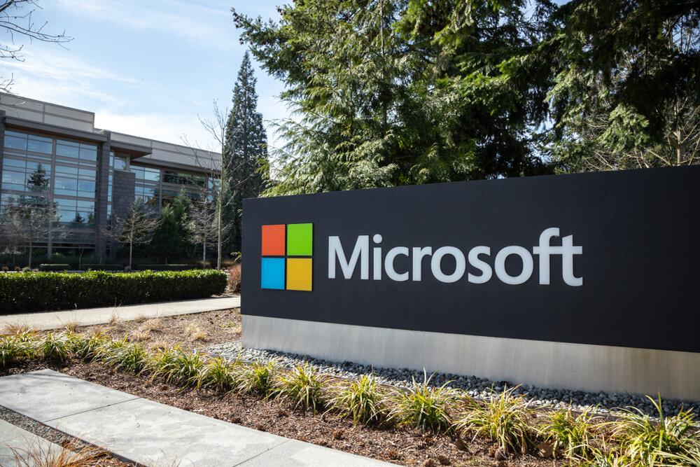 Microsoft didn't hide the data