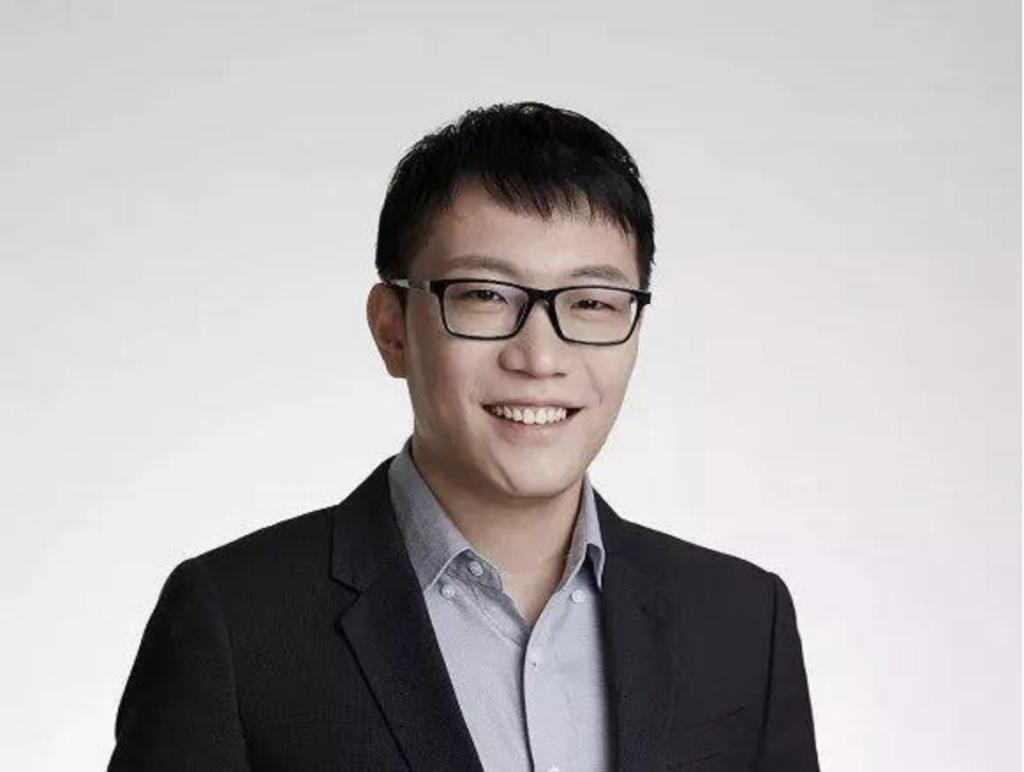 Jian Zhang, founder of Fcoin