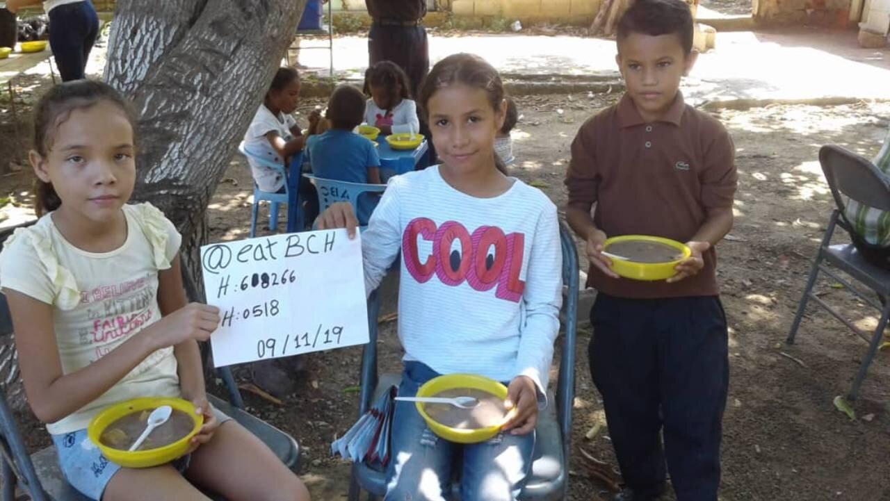 EatBCH in Venezuela
