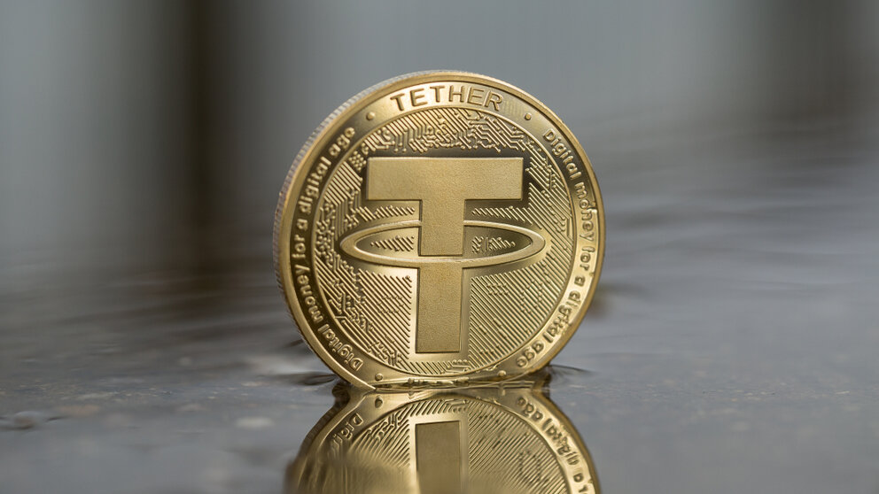 Tether is the most traded coin