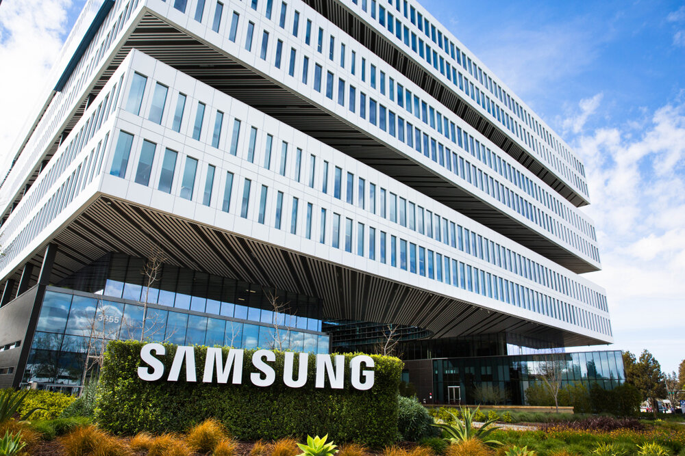Samsung makes crypto investment