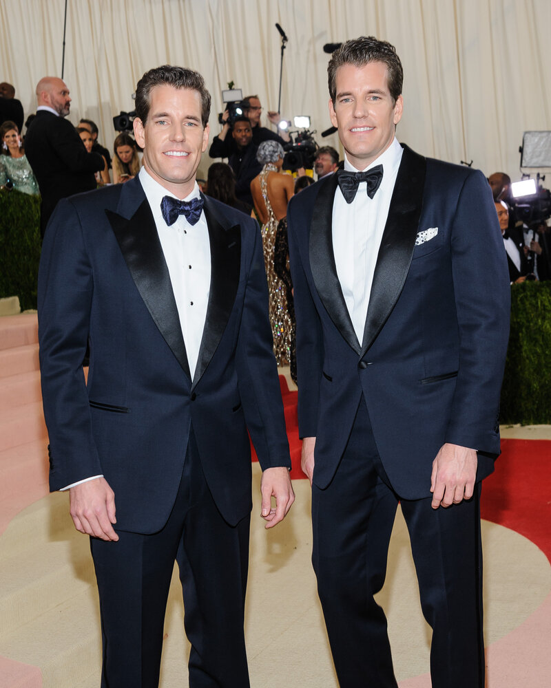 Winklevoss twins invest in Bitcoin