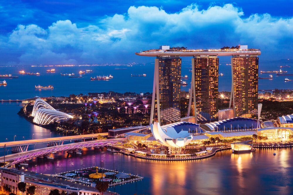 Crypto exchange Huobi is in Singapore