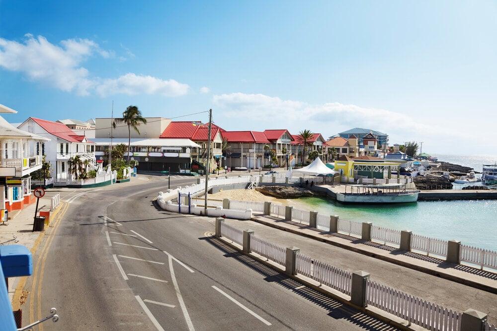 Binance is based in the Cayman Islands