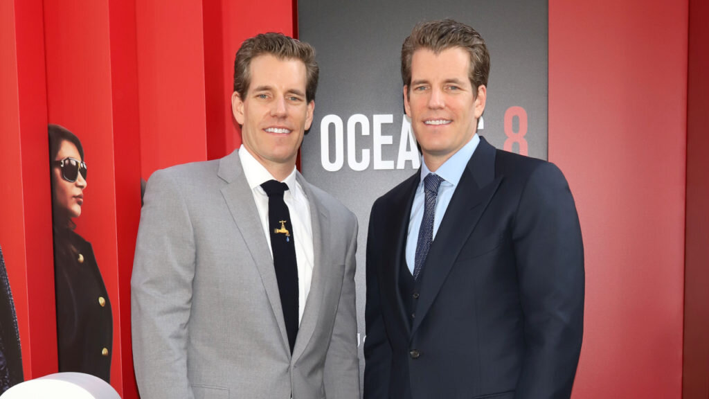 Tyler and Cameron Winklevoss have secured six new stabelcoin patents that seek to help the Gemini sell new types of blockchain-based financial instruments.