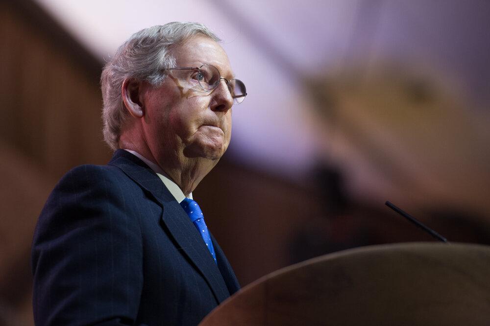 Senate leader announced the deal