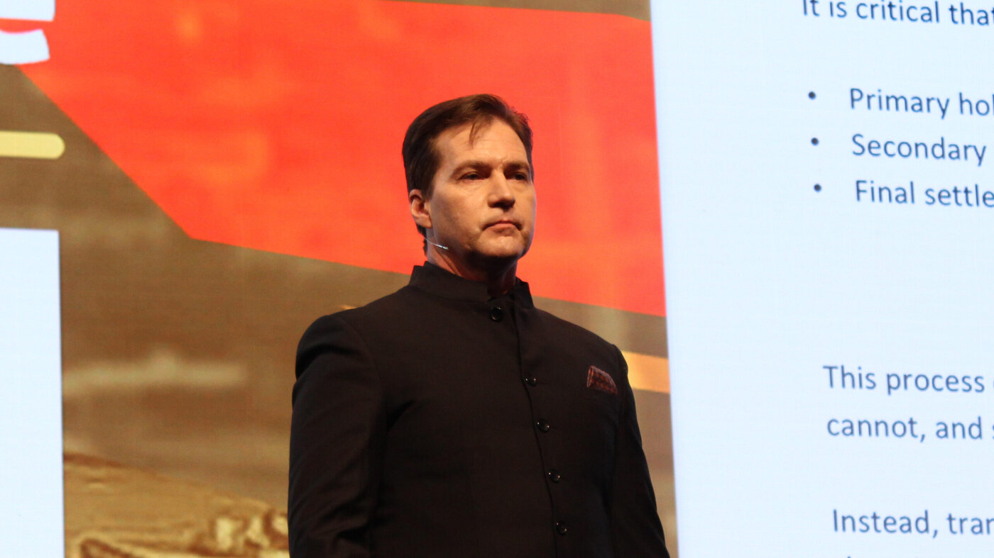 Craig Wright dropped another lawsuit