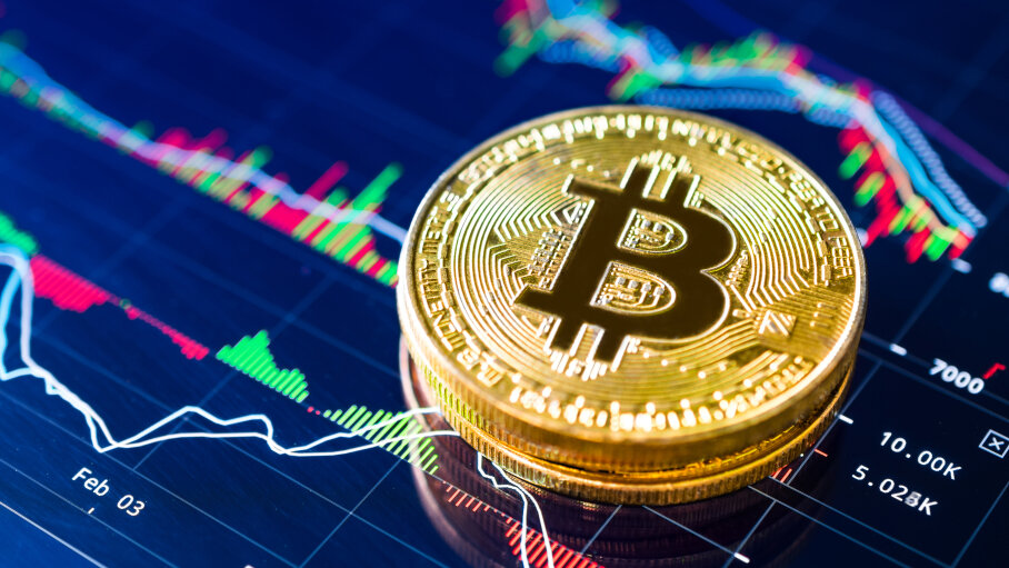 Bitcoin price after the halving